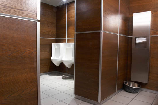 commercial toilets and accessories